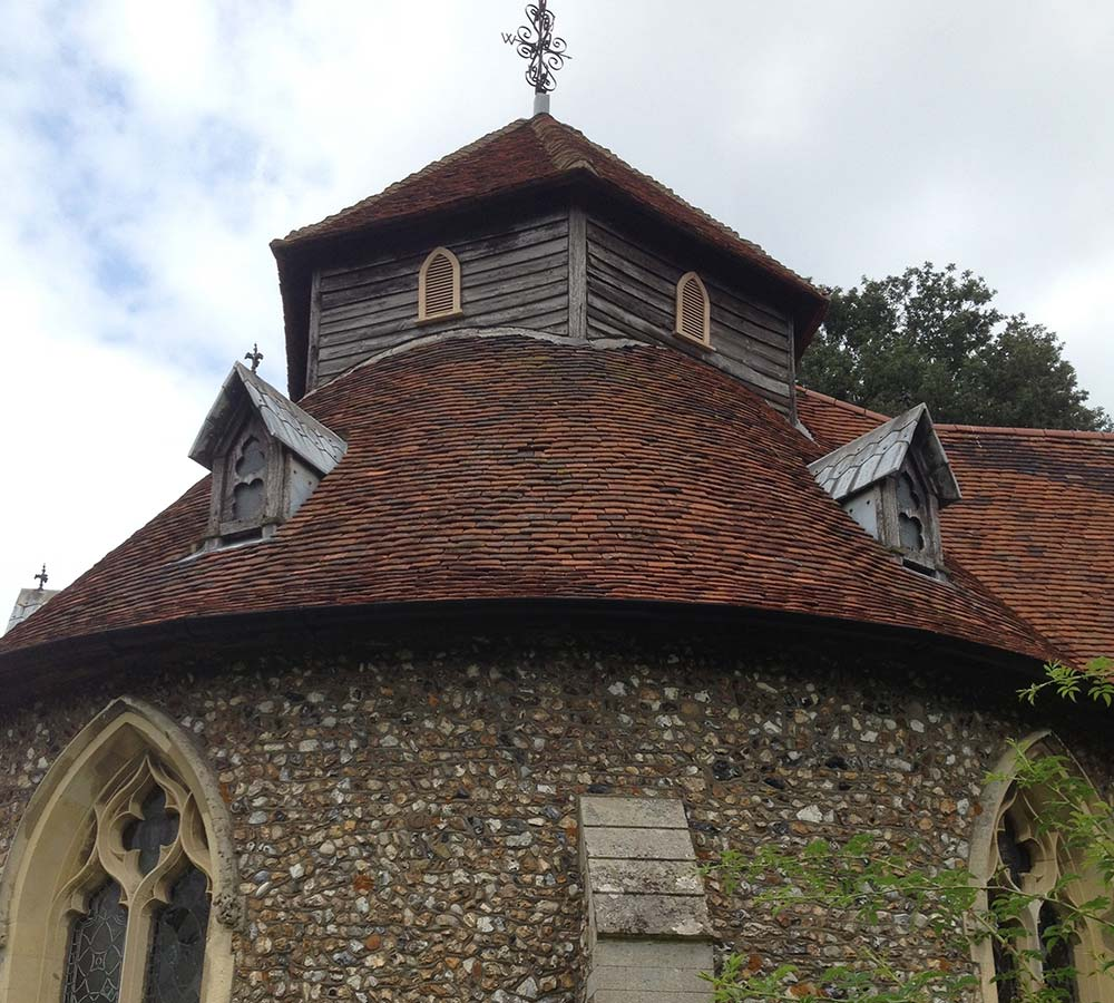 Listed Building Work, Castle Hedingham, Essex, Suffolk